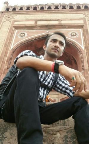 Suraj Chapagain  Travel Blogger