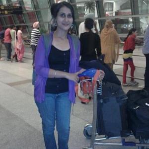 aneesha ahluwalia Travel Blogger