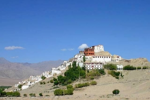 The Monastery Tours of Ladakh