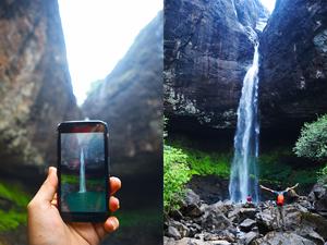 Trek To Unexplored Devkund Waterfalls