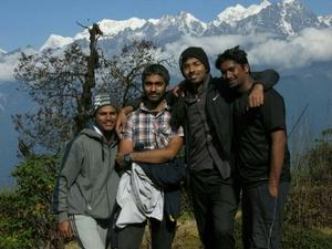 Maenam Hill Trek, Ravangla, Sikkim