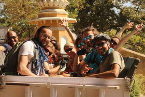 Cycling Holiday In Rajasthan