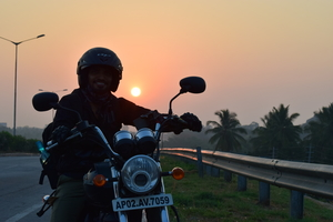 Ride to Chikmagalur - Part2