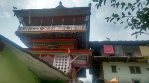 Shringa rishi temple trip to banjar