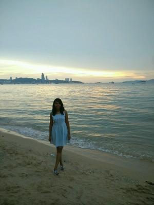 My first time travelling abroad-Bangkok Pattaya