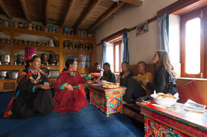 Ladakh Moms Invite You To Holiday At Their Homes