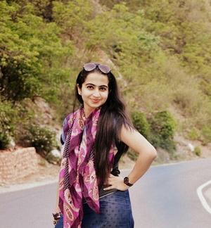 Madhavi Arora Travel Blogger