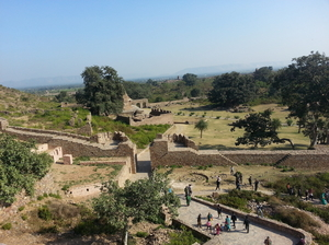 Our Magnificent Yet Spooky Trip To Bhangarh