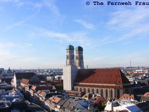 Top 4 things to do in Munich