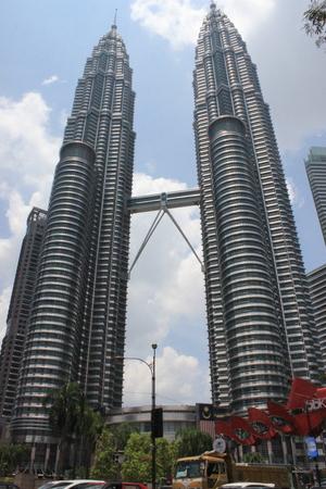 Stopover in Kaula Lumpur