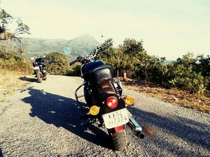 A must visit place for every biker - Mullayanagiri ( part two)