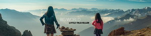 BIG WORLD, little traveller