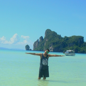 Beach bums in Phuket and Pattaya