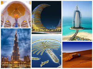 Dubai Delights: A 3 Day Tour