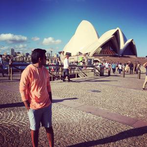 Sreenath Reddy Travel Blogger