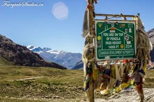 The Zanskar Odyssey - Kargil to Rangdum (Day 4 of the trip)