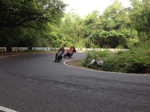 The adventurous motorbike ride to Kolli Hills
