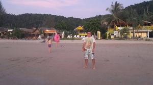 Thailand Ko Lanta Island (klongdao beach) january(24-27) 2016