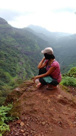 Backpacking in Matheran
