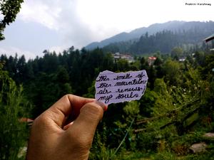 Spiti Diaries ( Day 1 ) Delhi to Manali