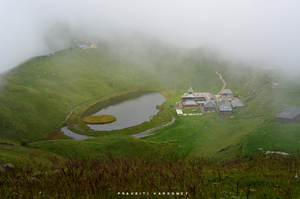 A Weekend Trek to Prashar Lake