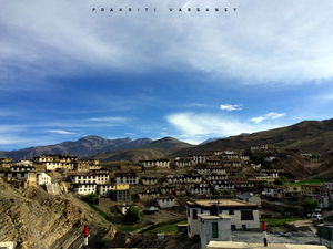 Spiti Diaries ( Day 5 ) Chicham-Key Gompa - Komik - Hikkim