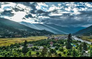 Picturesque Bhutan!!!