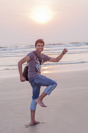 Kaustubh Travel Blogger