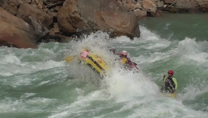 The Day when Adrenaline Rushed through my veins:Rishikesh