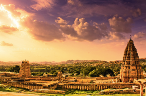 Hampi- A Global Village in the Heart of South India