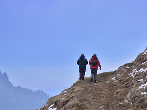 Trek To Serenity : Prashar Lake