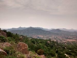 Wandering around Chikkaballapura!!