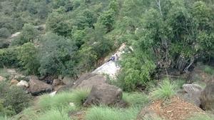 Kethenahalli Waterfalls: Insane Trek!!