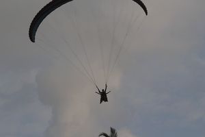 Exhilarating Paragliding Experience in GOA