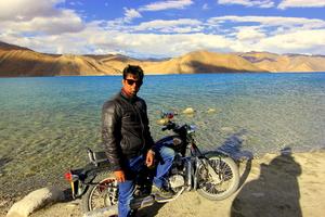 Kshitiz Gupta Travel Blogger