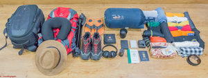 The ideal 15-step guide to picking and packing your travel gear optimally.