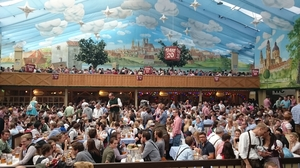Prost! The Oktoberfest has begun. - Travelling Again