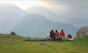 Triund in May!