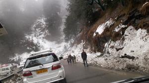 Chilling in Shimla & Kufri