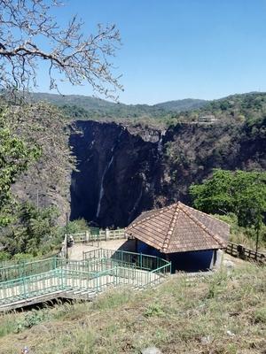 Visit to Jog Falls