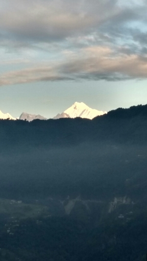 A Solo Sojourn - Gangtok
