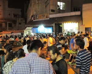 """The secret guide to Bangalore's street food"""