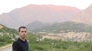 In central mountain's of Iran