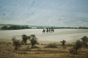 #TripotoTakeMeToBrahmatal ** DaringBaaz Journey in Desert