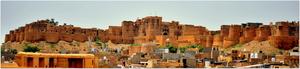 Adventure of Two Elderly Souls @ Jaisalmer