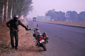Bike Trip from Delhi to Rishikesh & Adventure