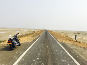 Death Valley Of India, Bhuj.