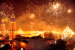 The Most Photogenic and Instagrammable Place to Celebrate Diwali Without any Doubt!