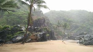 Gokarna - The alluring place where three of us almost died.