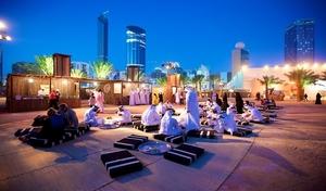 Holiday in Abu Dhabi